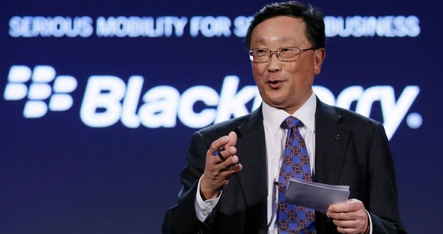 Samsung'a Blackberry güvenliği