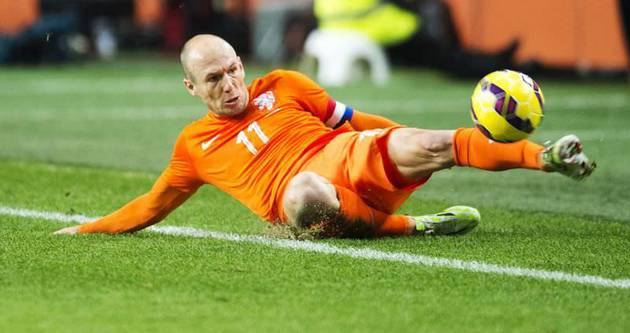 Robben favorileri açıkladı