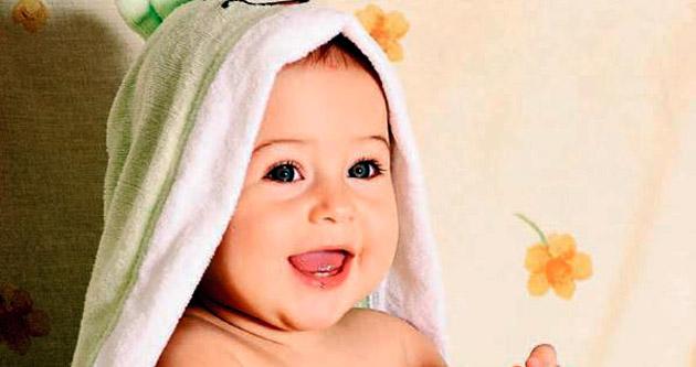 Bebeğinizi doğduktan iki gün sonra yıkayın