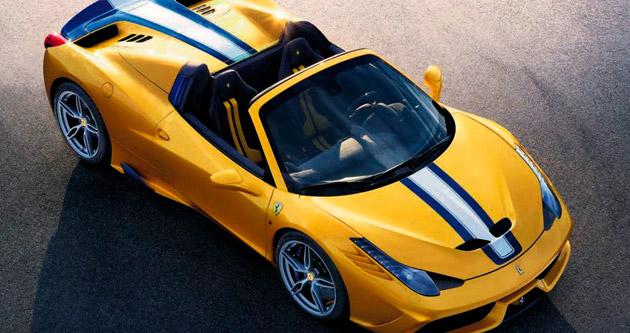 Romeo Juliet'ten Ferrari için dans
