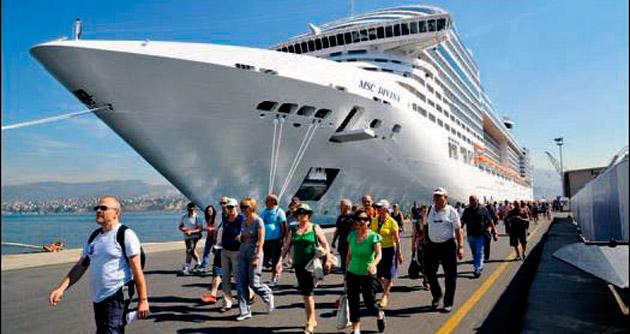 Turizm yüzde 30 büyüdü