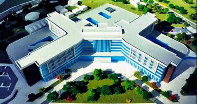 Hastane inşaatında deprem duyarlılığı