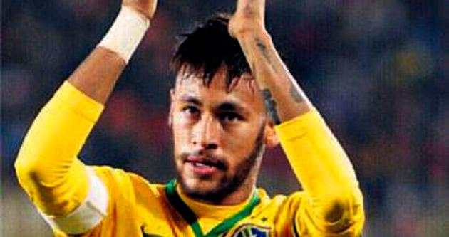 Neymar'dan mesaj: Teşekkürler Türkiye
