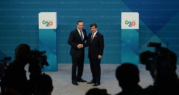 G20'nin ilk oturumu başladı