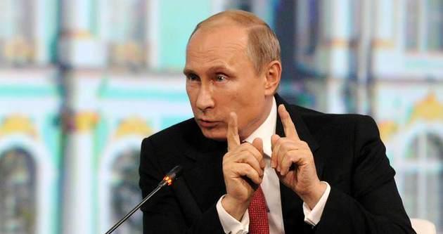 Putin: Felakete hazırlanıyoruz