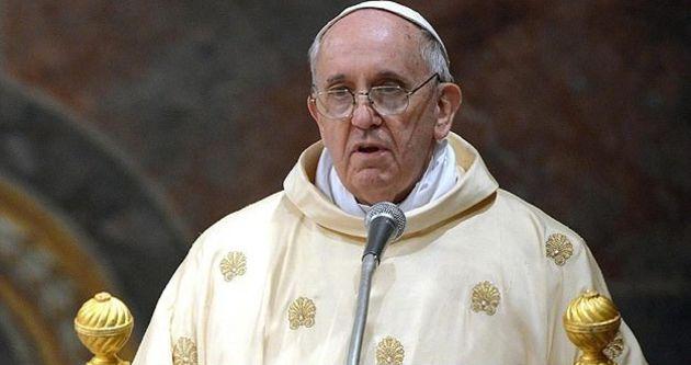 Papa Franciscus'a Meryem Ana daveti