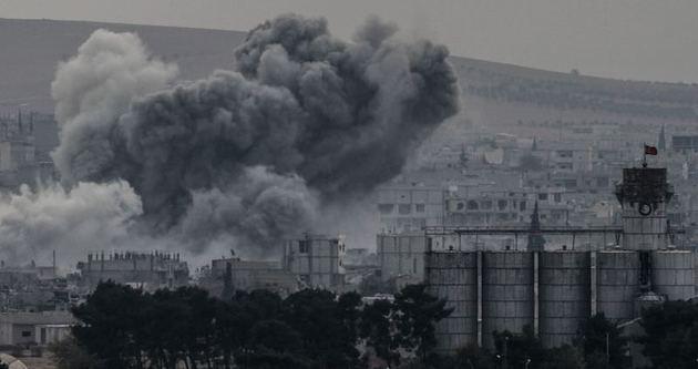 IŞİD ve YPG merkezde savaşıyor