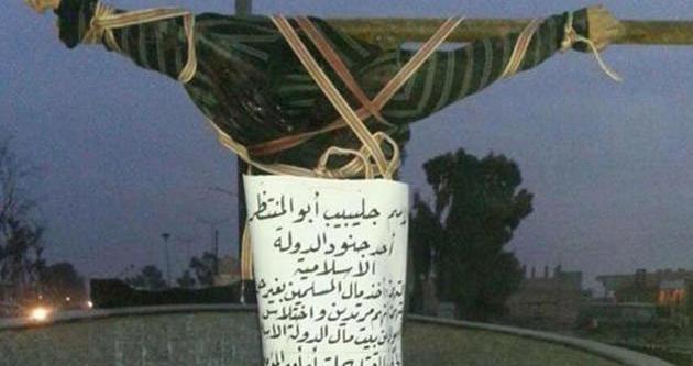 IŞİD'in korkunç infaz şekli