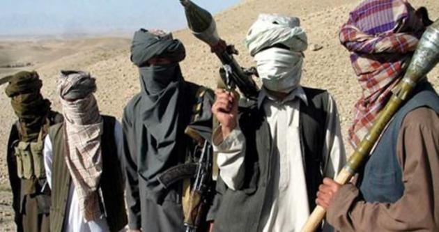 Afganistan'da 40 Taliban militanı öldü