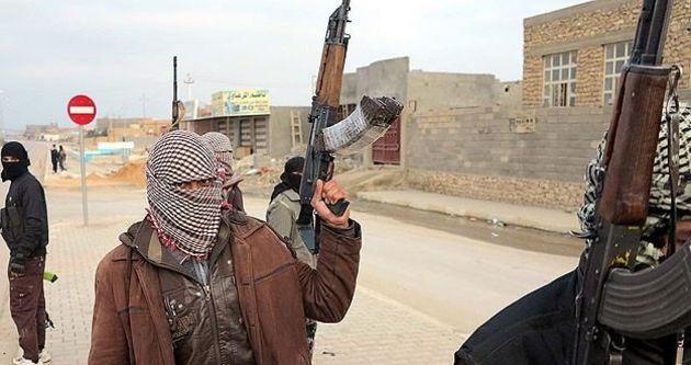 IŞİD militanları 40 kişiyi kaçırdı