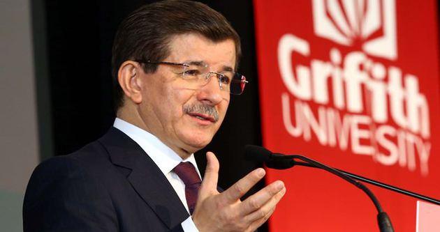 Ahmet Davutoğlu 29 Kasım'da Kars'a Gidecek