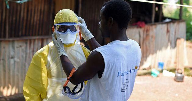Ebola için korkutan açıklama