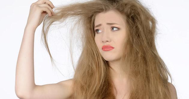 Kabaran saçlar için pratik çözümler