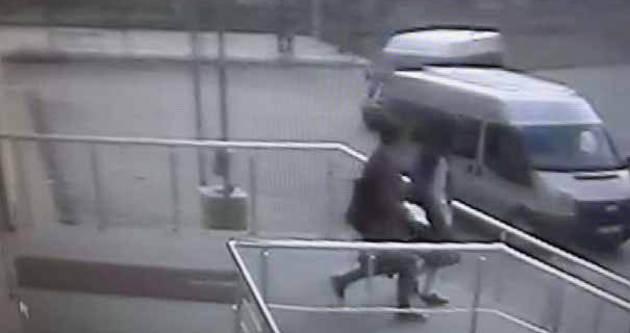 Van'daki kayıp kızların son görüntüleri ortaya çıktı