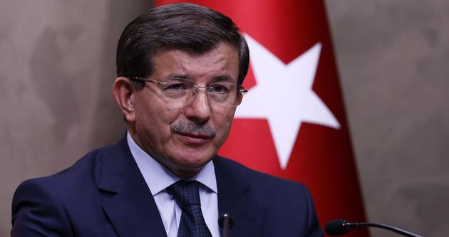 Davutoğlu'ndan Eroğlu'na mesaj