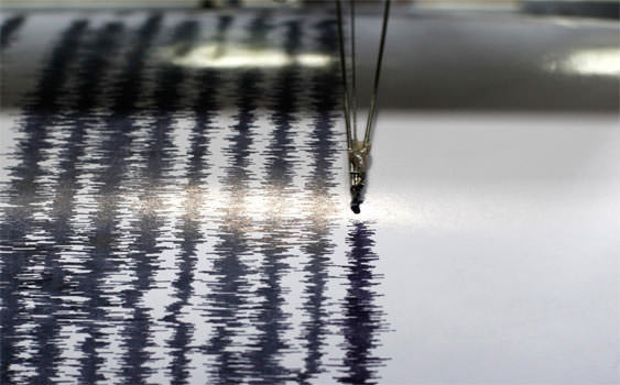 Fethiye açıklarında deprem