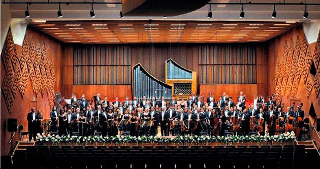 'Kampüste Senfonik Akşamlar' beşinci kez Anadolu yollarında