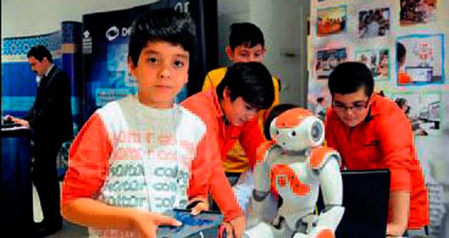 'Robotu dans ettiren' yazılım hazırladılar