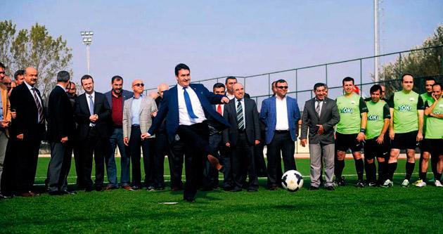Spor kenti Osmangazi