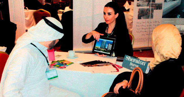 Arap turizmi yüzde 8 arttı