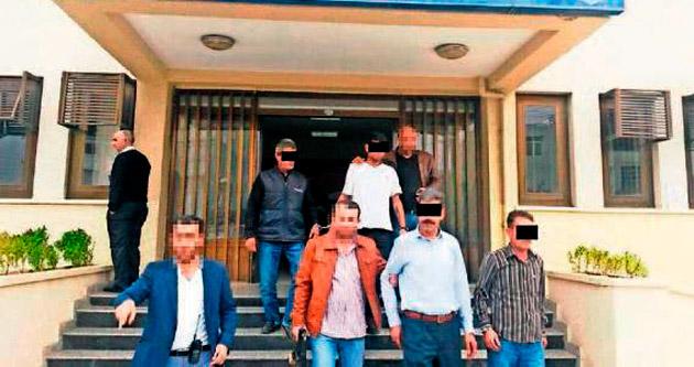 Tarsus adliye cinayetinde iki kişi tutuklandı