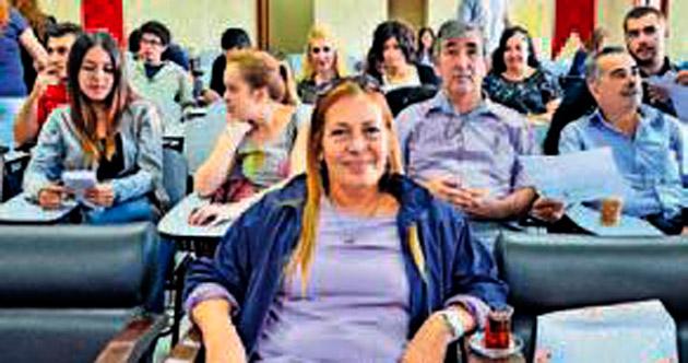 Adana yüzme hakem gelişim semineri