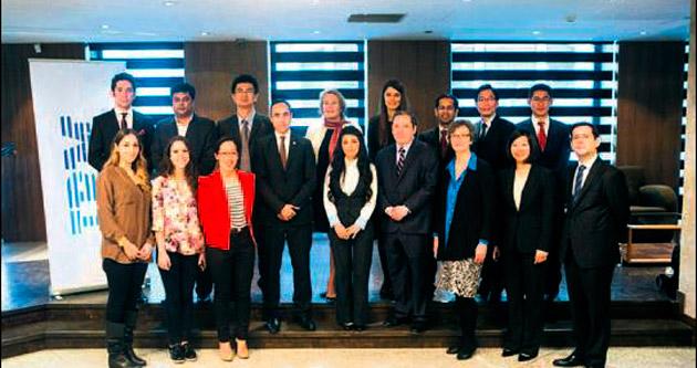 Uluslararası IBM gönüllüleri inovasyon için Türkiye'ye geldi
