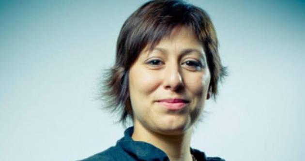 Meryem Almacı Yeşiller Partisi'nin yeni lideri