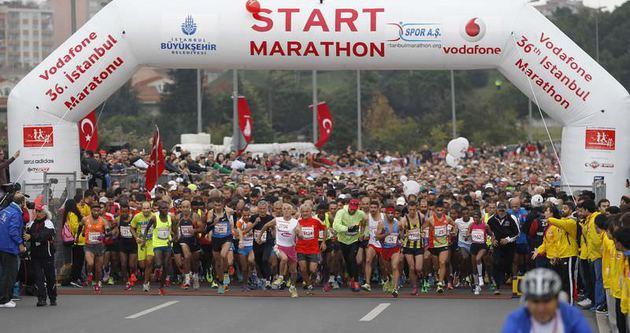 İstanbul Maratonu'nu Chani kazandı