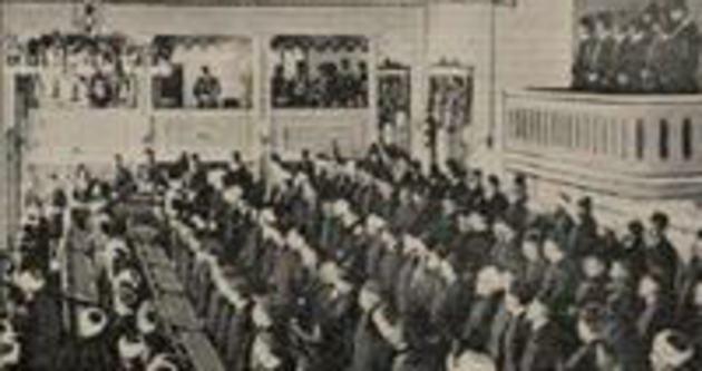 Türkiye'nin ilk seçimini 1876 yılında yapıldı