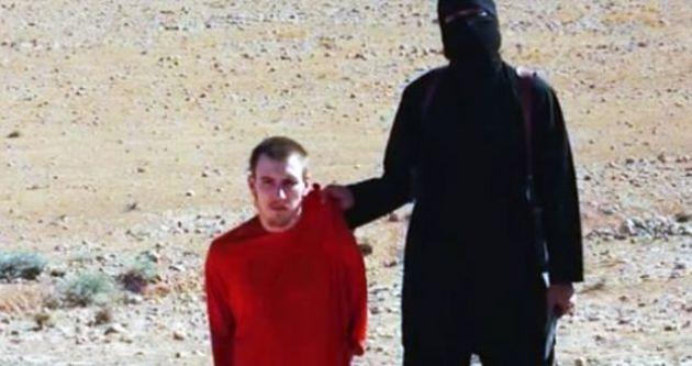 IŞİD Müslüman olan ABD'liyi infaz etti