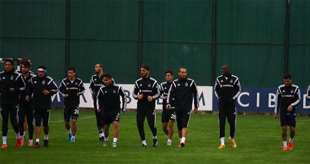 Beşiktaş'ta 11 eksik