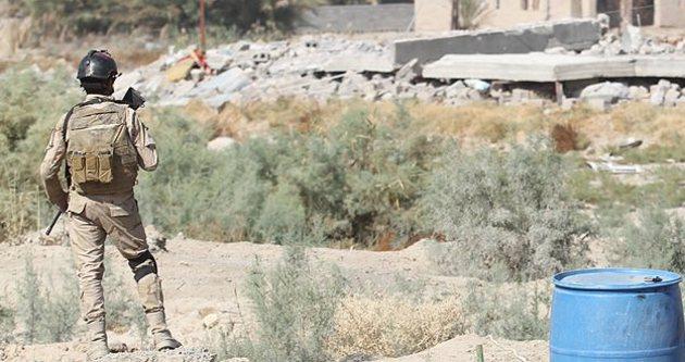 Irak'ın Diyala kentinde IŞİD'e büyük operasyon