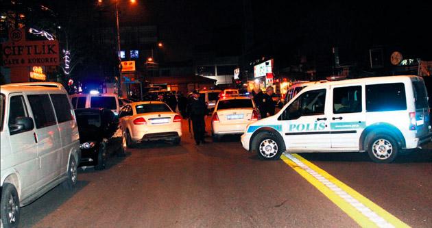 Kavgayı ayıran polise pompalı silahla saldırı