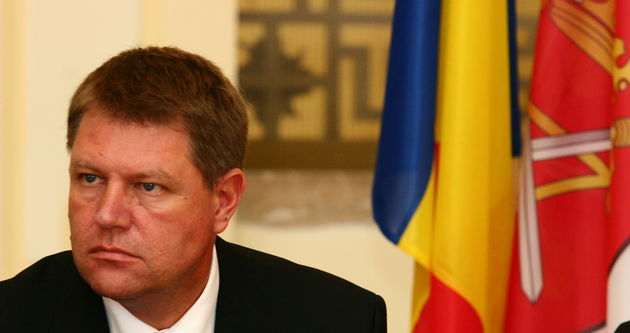 Romanya'da zafer Lohannis'in