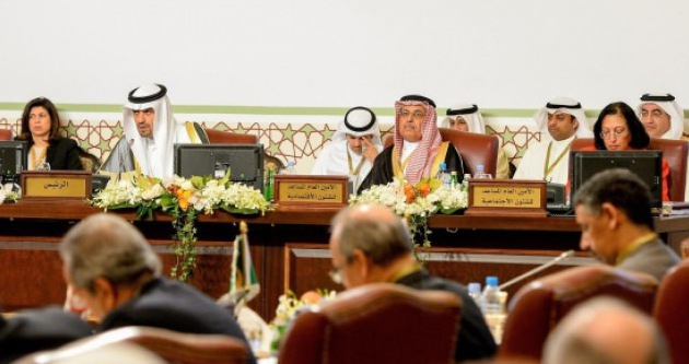 Riyad'ta KİK zirvesi yapıldı
