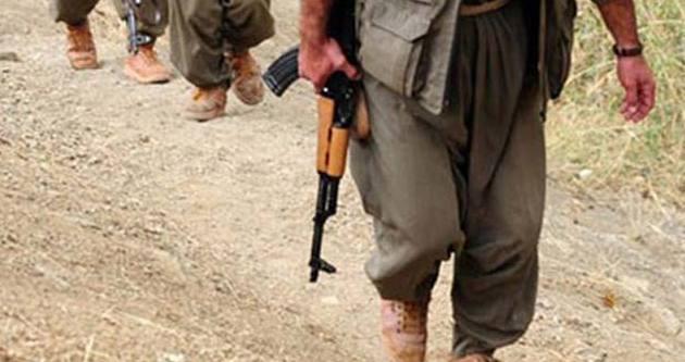 Şırnak'ta 1 PKK'lı teslim oldu