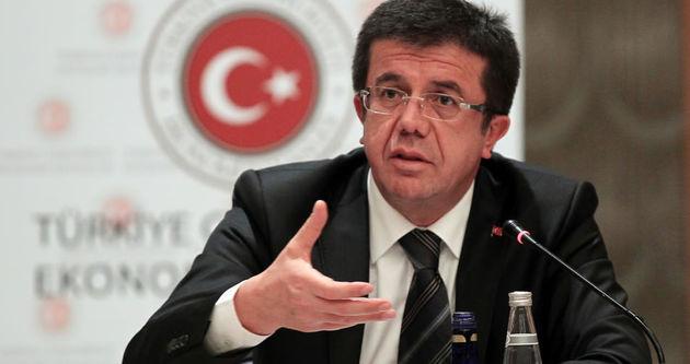 Ekonomi Bakanı Nihat Zeybekci sert çıktı