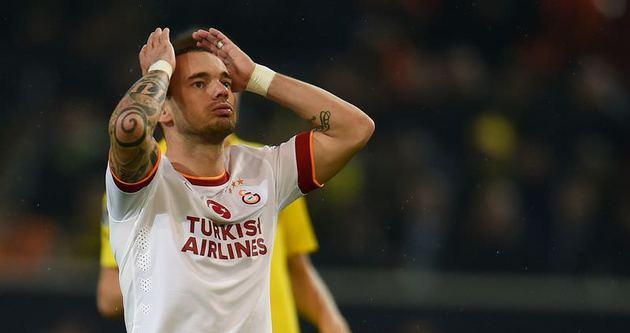Sneijder'de şok gelişme! Kiralanıyor