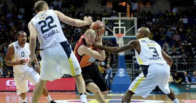 Dev derbide gülen Fenerbahçe