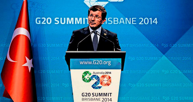 G20 liderlerine davet
