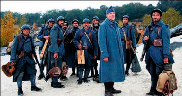 1. Dünya Savaşı filmleri gösterimde
