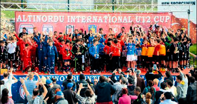 48 takım İzmir'de bir araya gelecek