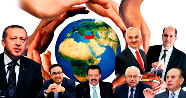 Dünya Türkler'e emanet