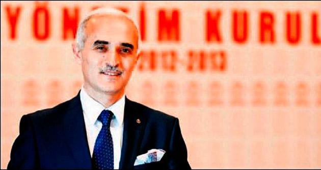 MÜSİAD Başkanı'ndan TÜSİAD'a gönderme