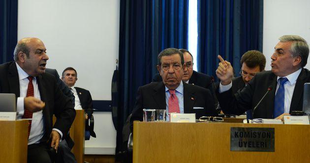 Mecliste 'Kürdistan' tartışması