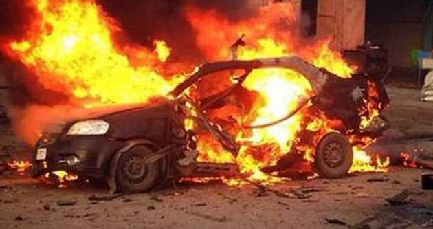 Irak'ta üç bombalı saldırı