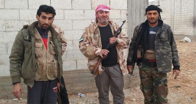 Kobani'de son çare: Kaçmak