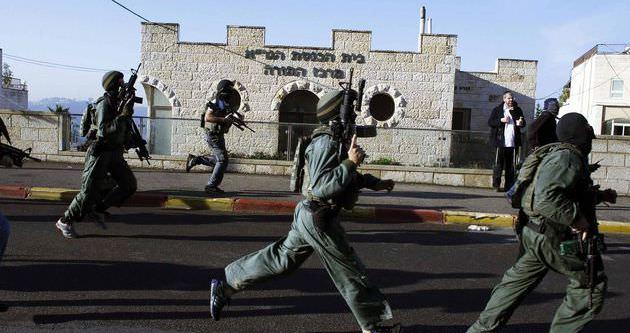 İsrail'den Kudüs baskını açıklaması