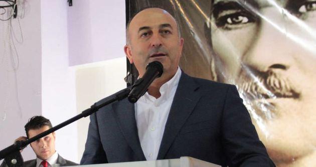 Çavuşoğlu'ndan Sinagog tepkisi